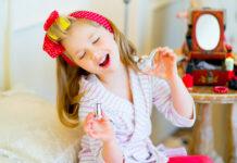 czy dzieci mogą używać perfum?